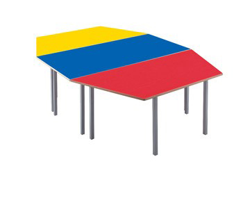 CRUSH BENT TABLE