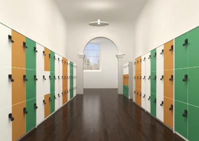 STORAGEWALL LOCKERS