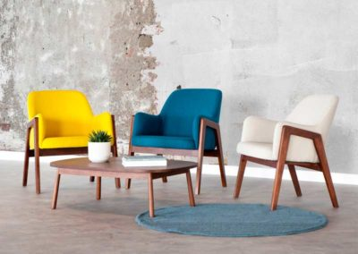 LUSSO SOFT SEATING